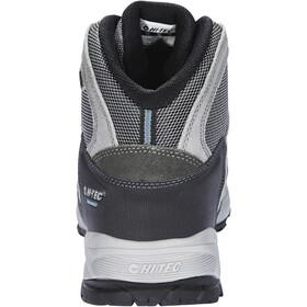 Hi-Tec Bandera Lite WP Shoes Herren charcoal/grey/goblin blue